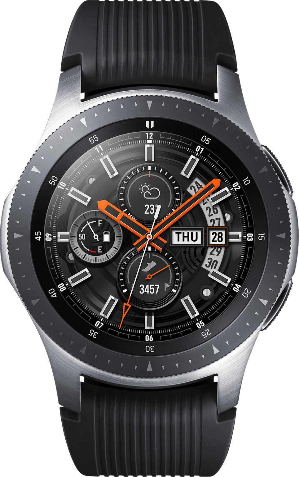 Beste smartwatch Samsung Galaxy Watch 46mm Silver