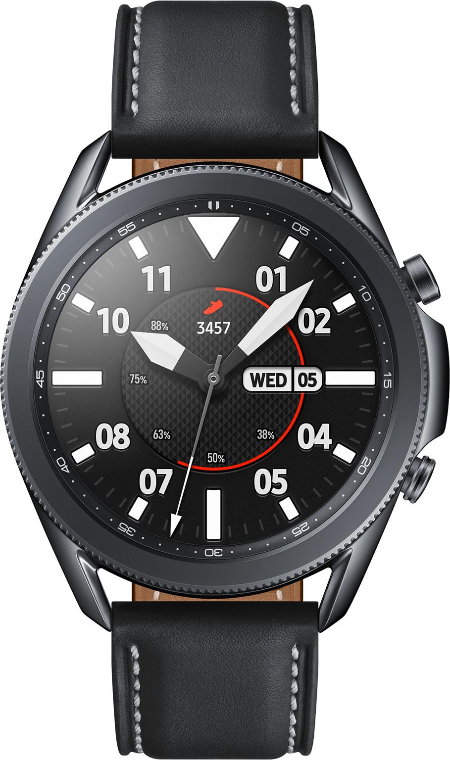 Beste smartwatch Samsung Galaxy Watch3 zwart Smartch