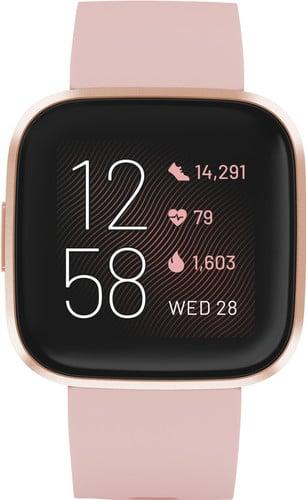 Fitbit versa 2 watch roze Smartch