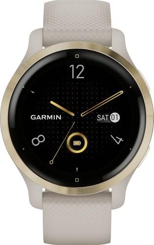 Garmin venu 2 watch goud Smartch